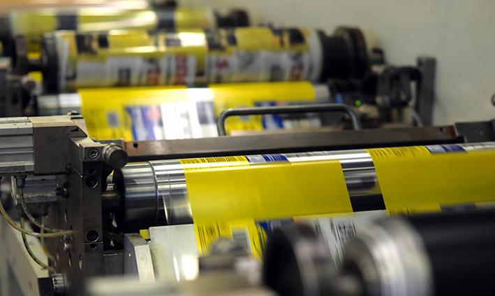 Berbagai Jenis Teknik Cetak Dalam Dunia Grafika Mesin Offset Flexography