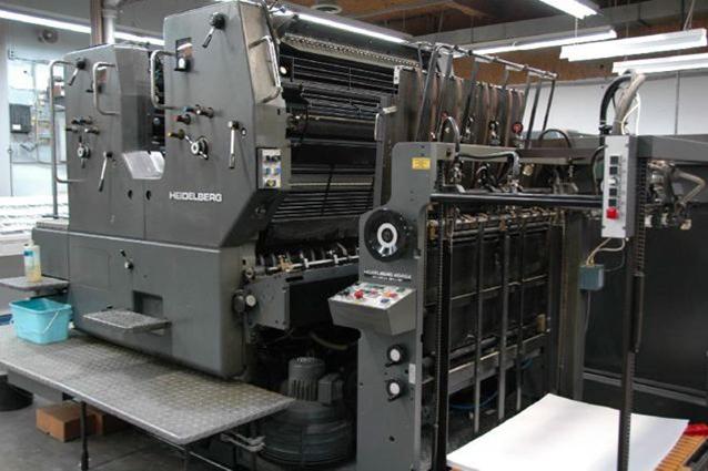 Berbagai Jenis Teknik Cetak Dalam Dunia Grafika Mesin Offset