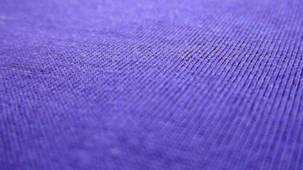 Bahan Kaos Cotton Combed Close Up